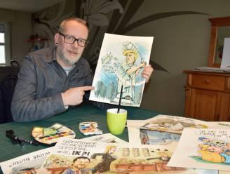 Zwip tekent ludieke cartoons over corona en andere actualiteit