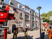 Bewoner aangehouden na brand in Gorcumse portiekflat