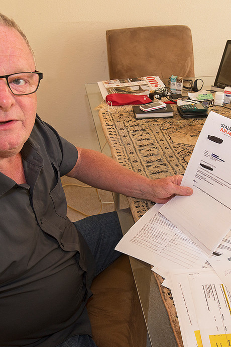 Foutje: Ossenaar krijgt inzage in financiële malaise van ander