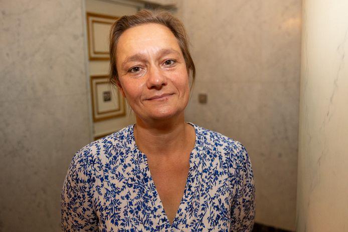 Erika Vlieghe.