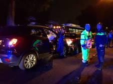 Kop-staartbotsing na festival Emporium zorgt voor verkeershinder in Wijchen