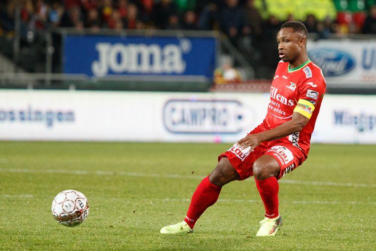 Sebastien Siani gaat voor Antwerp voetballen.