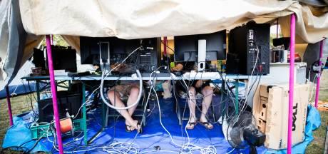 Gamefestival gaat ondanks extreme hitte gewoon door: 'overdag verkoeling, 's avonds gamen'