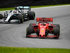 LIVE | Ferrari's op 1 en 2, voorlopig vijfde tijd voor Verstappen