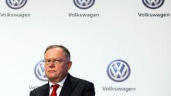 """""""Duits politicus hield VW uit de wind"""""""