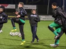 Trainer Jurriaan van Poelje blijft bij Baronie ondanks financiële nood