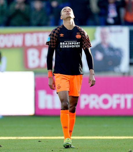 Crisis bij PSV nog groter na nieuwe nederlaag tegen Willem II
