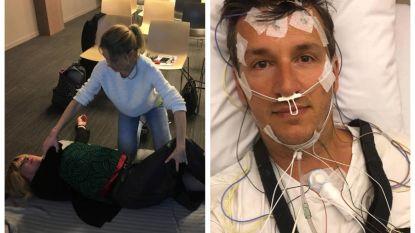 SHOWBITS. Elke Pattyn reanimeert Bo Van Spilbeeck en Davy Gilles hangt vol draadjes in het ziekenhuis