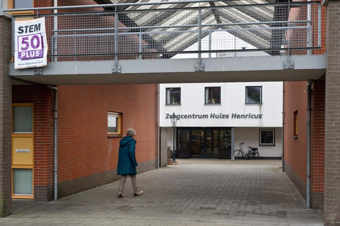 Zorgcentrum Sint Henricus in Wamel.
