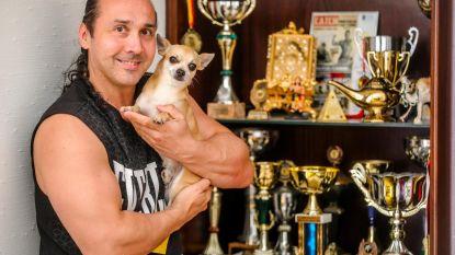 Worstelaar wordt danceproducent: Bernard Vandamme (47) brengt eerste plaat uit