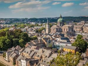 Namur dans le top 10 des meilleures destinations européennes