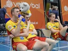 Gehavend Dynamo moet nationale volleybeker afstaan aan Groningers