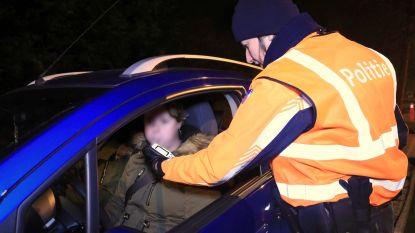Politie Waasland-Noord houdt alcoholcontroles: vijf bestuurders onder invloed