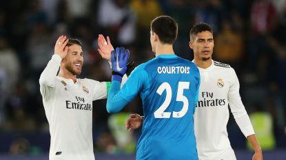 LIVE. Courtois helemaal terug na blessure, wie triomfeert in Spaanse topper tussen Real en Sevilla?