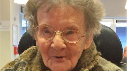 Oudste inwoonster Marie-Louise (103) overleden