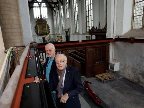 Verbouwing in volle gang: zó komt de oudste kerk van Schiedam er straks uit te zien