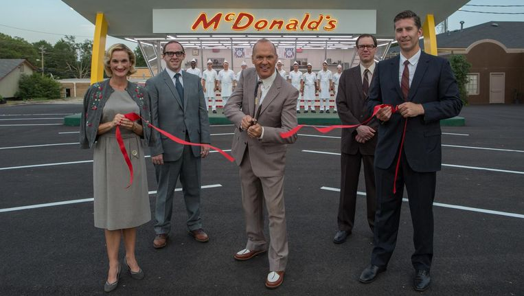 The Founder Beeld -