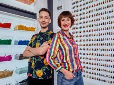 Legoblokjes brengen Boxtels raadslid en haar ex weer voor even samen in tv-programma RTL4