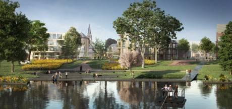 Tussen Kasteel en Wijchens Meer: centrum Wijchen krijgt hotel, 'groene loper' en trekpont over het Meer