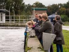 Open Dag bij de rioolzuivering in De Hoeve: 'Trek eerst keukenpapiertje door de braadpan'