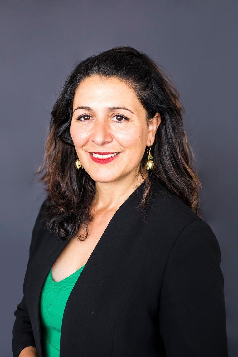 Voordat ze wethouder werd, was Meliani directeur van de Tolhuistuin Beeld Eva Plevier
