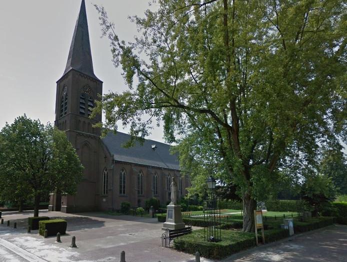 De kerk van Zijtaart