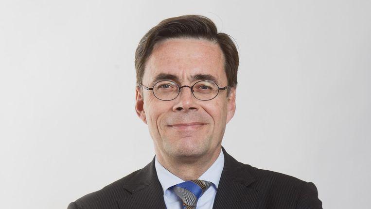 Cees Oudshoorn van VNO-NCW Beeld anp