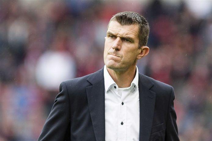Marinus Dijkhuizen wordt opnieuw trainer van Excelsior.