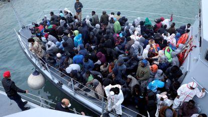Honderd migranten vermist in Middellandse Zee