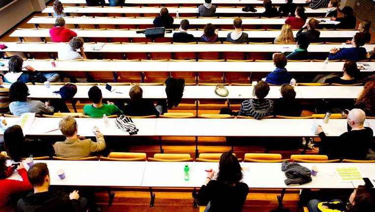 45 procent van de opleidingen stopt met numerus fixus, volgens de Keuzegids. Beeld anp