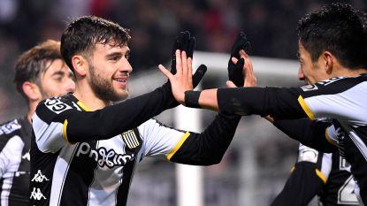 Charleroi kegelt AA Gent met late goal Bruno uit Croky Cup, geen 16de kwartfinale op rij voor Buffalo's