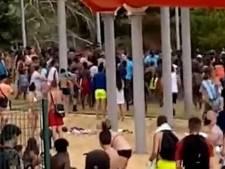 Une bagarre impliquant une centaine de jeunes dans un centre de loisirs provoque l'indignation
