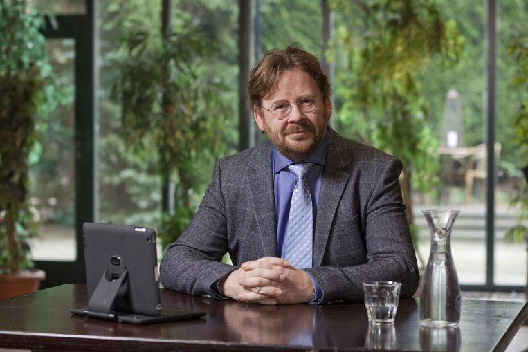 John Reid, de nieuwe Rijdende Rechter. Beeld KRO-NCRV