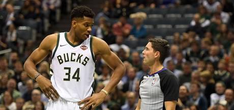 Trefzekere Giannis slaat weer toe voor Milwaukee Bucks