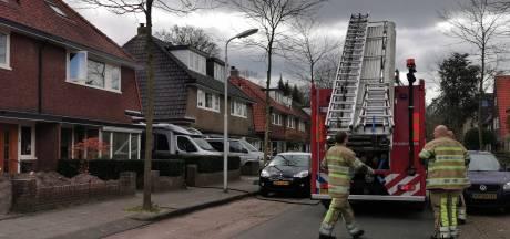 Brandweer rukt met spoed uit voor keukenbrand in Amersfoort