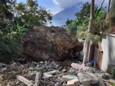 Dordtse voorziet mensen in Guatemala van eten nadat rotsblok hen dakloos maakte