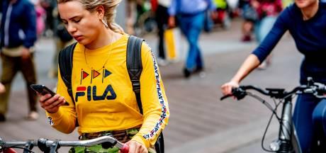 Appverbod fiets: politie jaagt op jongeren, pakkans zal 'hoog' zijn