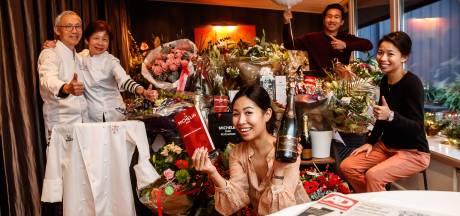 Familie Tsang van Michelin-restaurant O&O in Sint Willebrord: 'Alles is veranderd'