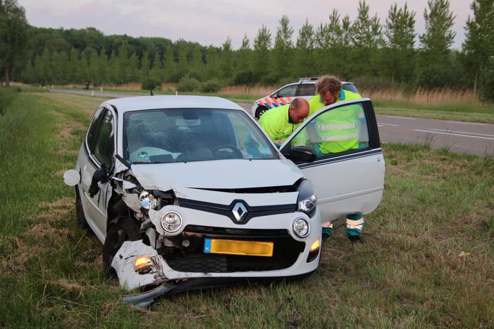 Ongeval in Ritthem