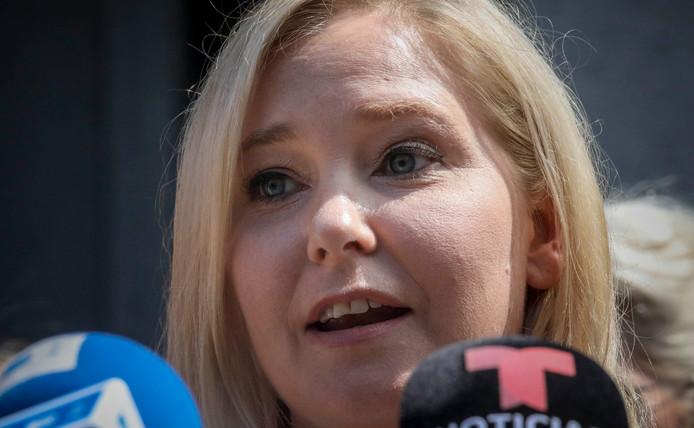 Virginia Roberts Giuffre affirme également avoir été forcée à avoir des rapports sexuels avec Jean-Luc Brunel