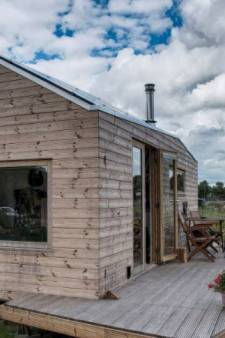 Plan voor Tiny Houses in Someren-Heide