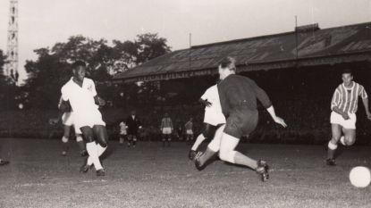 Zestig jaar geleden scoorde Pelé zes keer in het Olympisch Stadion van Beerschot, al kreeg Rik Coppens ook felicitaties