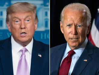 Joe Biden betuigt medeleven aan Trump na overlijden broer