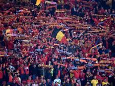 Entre 5.000 et 12.000 tickets par match pour les supporters belges à l'Euro