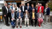 Gaston en Germaine vieren briljanten jubileum