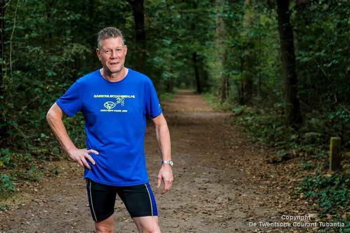 Jan Hankamp, nog altijd met hart en ziel betrokken bij de Zandstuve Boslopen: 'Mijn vader zou trots zijn geweest'.