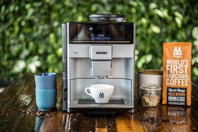 Via een koffieabonnement van CoffeeBundles haal je voor een vast bedrag per maand een luxe koffieapparaat plus bonen in huis.
