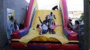 Leerlingen van 't Klavertje in Herenthout glijden het nieuwe schooljaar in
