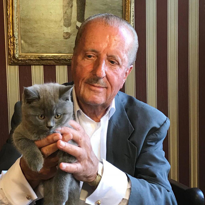 Het 'kattenbeest' is Hiddema 'dierbaar'.