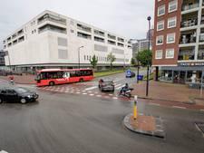 Cameratoezicht tegen sluipverkeer Mooienhof-Boulevard Enschede